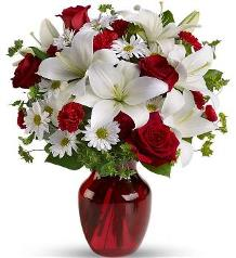.   Teleflora's Be My Love Bouquet